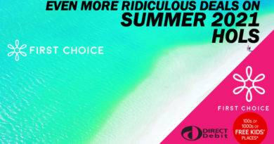 First Choice Holidays summer 2021 deals are still ridiculously amazing