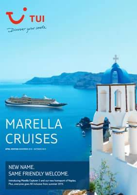 Marella Cruises from TUI
