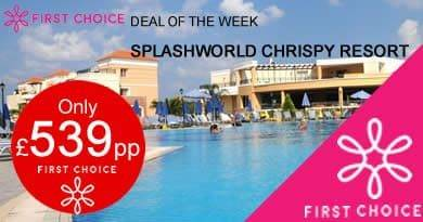 Splashworld Chrispy Resort